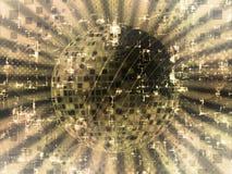 Grunge disco background Stock Photos