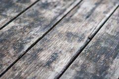 Grunge do close up de madeira Fotografia de Stock