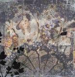 Grunge do Victorian Imagens de Stock