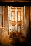 Grunge Door Royalty Free Stock Photography