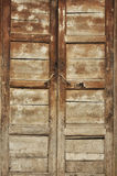 Grunge door Stock Image
