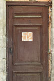 Grunge door Stock Photo