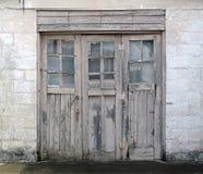 Grunge Doorway Stock Photos