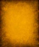 Grunge dorato Fotografie Stock Libere da Diritti