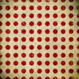 Grunge dots background Stock Photos