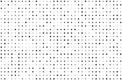 Grunge dotted bckground with circles, dots, point different size, scale. Halftone pattern. Design element for web banners, posters, cards, sites, panels. Black Stock Photo