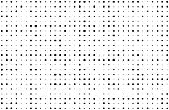 Grunge dotted bckground with circles, dots, point different size, scale. Halftone pattern. Royalty Free Stock Photos