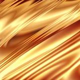 Grunge dourado Foto de Stock