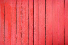 Grunge drewna czerwoni panel Obraz Royalty Free