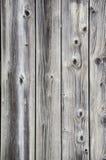 Grunge drewna ogrodzenie z kępkami Zdjęcie Stock