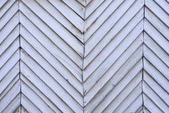 Grunge drewna panel z starym malującym dla tła fotografia stock