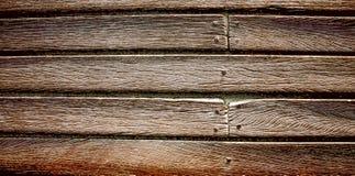 Grunge drewnianego panelu naturalna tekstura Obrazy Royalty Free