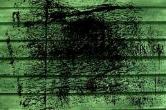 Grunge Drewnianej ławki deski Ultra zielona tekstura dla strony internetowej lub urządzeń przenośnych, projekta element Obrazy Royalty Free