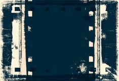Grunge ekranowa rama z przestrzenią dla teksta lub wizerunku Obrazy Royalty Free
