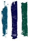 Grunge elements. Grunge Lines 4 - Highly Detailed vector stock illustration