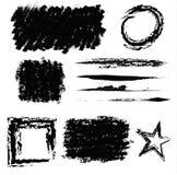 Grunge elements Royalty Free Stock Images