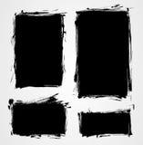 Grunge elements set Royalty Free Stock Images