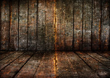 Grunge en bois Photo stock