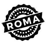 Grunge en caoutchouc de timbre de Roma illustration stock
