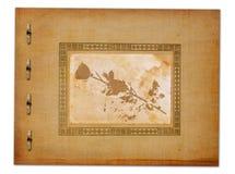 Grunge enajenó el diseño de papel Imagen de archivo