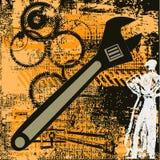Grunge Engineering Stock Images