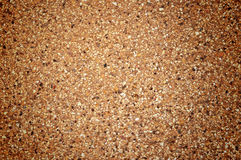 Grunge exposed aggregate finish Royalty Free Stock Photo