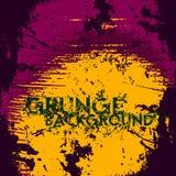 Grunge background. Grunge expressive background for your text. Vector illustration royalty free illustration