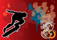 Grunge extreme background Stock Images