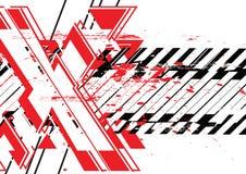 Grunge Extremhintergrund Stockfoto