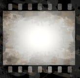 grunge för filmram Royaltyfri Bild