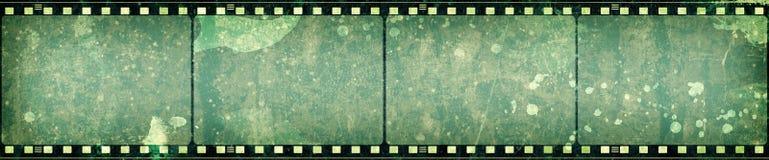 grunge för filmram Arkivfoton