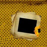 Grunge fa scorrere per la foto su priorità bassa astratta Fotografia Stock Libera da Diritti