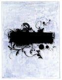 Grunge Fahnen-Hintergrund Lizenzfreie Stockbilder