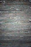grunge farby obierania żaluzje texture drewno fotografia stock