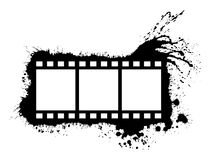 Grunge film Royalty Free Stock Images