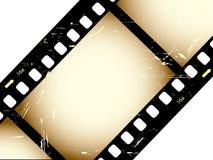 Grunge Film Lizenzfreies Stockfoto