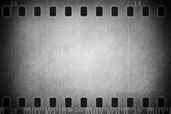 Grunge film background. With space for text or image Royalty Free Stock Photo
