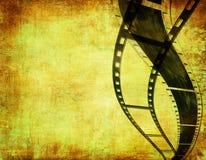 Grunge film background Royalty Free Stock Images