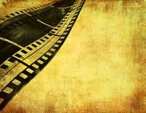 Grunge film background Stock Photos