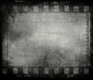 Grunge film background stock illustration