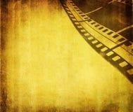 Grunge film background Stock Images