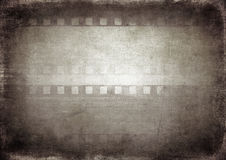 Grunge film background. With space for text or image Royalty Free Stock Photography