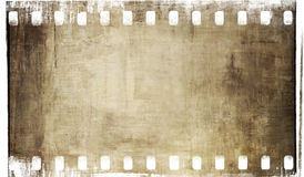 Grunge film background. 