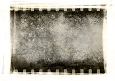 Grunge film background. Great for textures and backgrounds for your projects Royalty Free Stock Photo