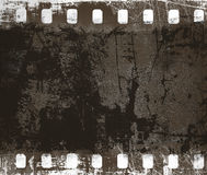 Grunge film background Stock Photography