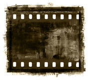 Grunge film background. Great for textures and backgrounds for your projects Royalty Free Stock Photos