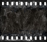 Grunge film background. Great for textures and backgrounds for your projects Royalty Free Stock Images