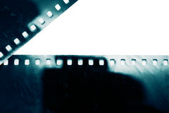 Grunge film background with space for text Royalty Free Stock Photography
