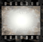 Grunge Film Frame Royalty Free Stock Image