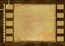 Grunge film frame Royalty Free Stock Photography
